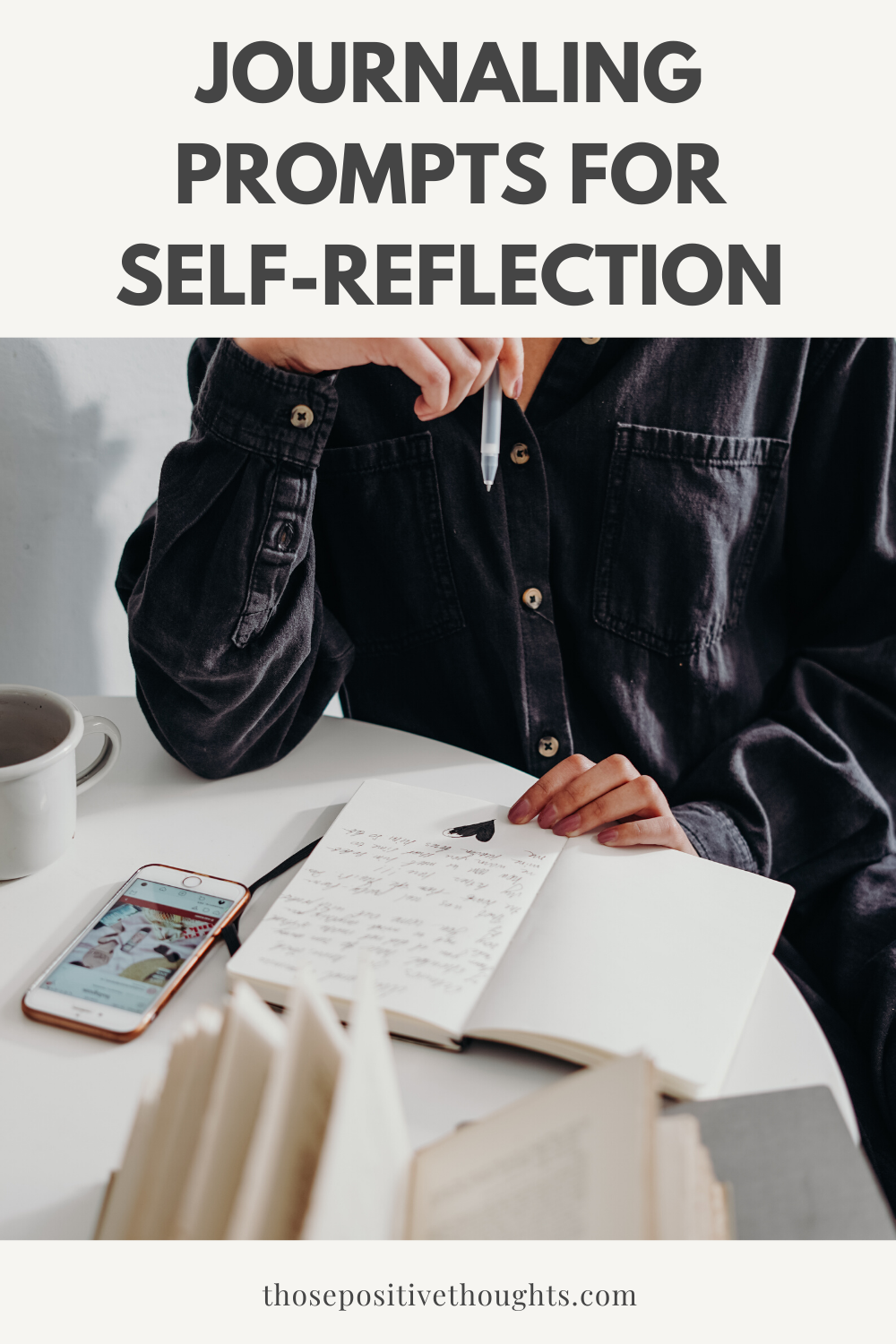 Journaling Prompts For Self-Reflection