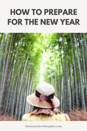 How to prepare for the New Year