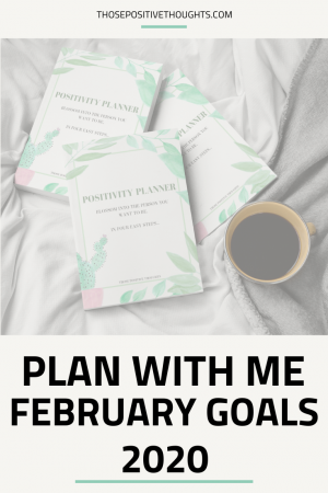 February plan and goals
